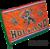 28065 Kleine vlag oranje Holland
