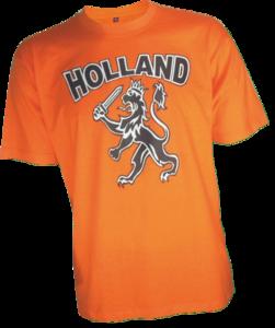 28037 T-shirt Holland & leeuw
