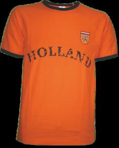 28053 Retro shirt Holland