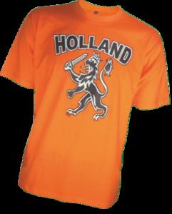 28038 T-shirt Holland & leeuw kids